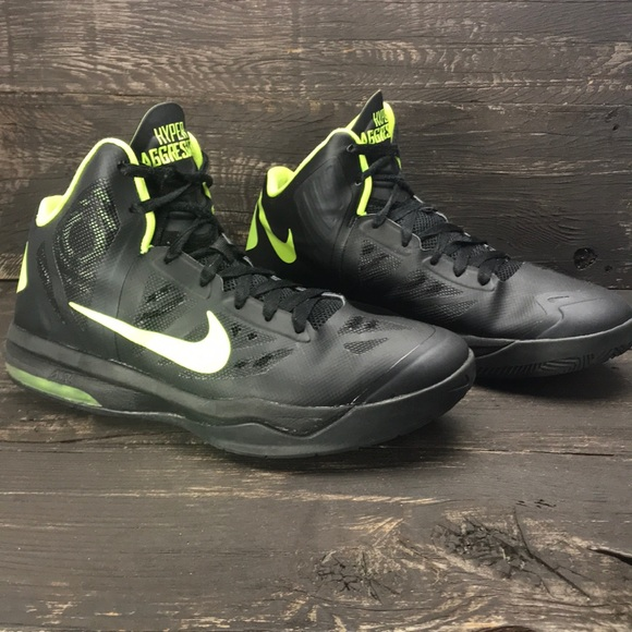 Nike Other - Nike Air Max Hyper Agressor Black/Neon Green